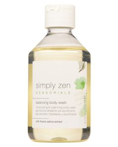Simply Zen Sensorials Balancing Body Wash 250ml