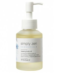 Simply Zen Sensorials Relaxing Body Oil 100ml