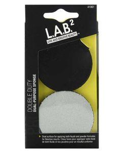 L.A.B. 2 Dual-Purpose Sponge 2 stk.