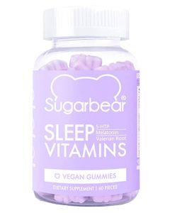 Sugarbearhair Sleep Vitamins 60 stk