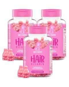 3 x Sweet Bunny Hair Vitamin