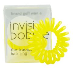 Invisibobble - Gul 3 stk.