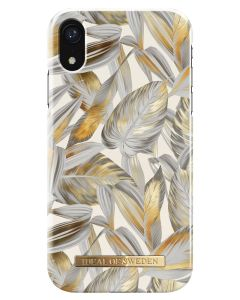 iDeal Of Sweden Cover Platinum Leaves iPhone XR