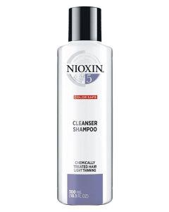 Nioxin 5 Cleanser Shampoo (N) 300 ml