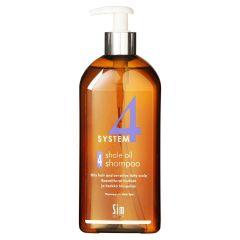 System 4 Shale Oil Shampoo 500 ml