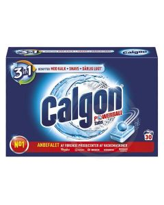 Calgon 2i1 Vaskemaskine Tabs 30stk