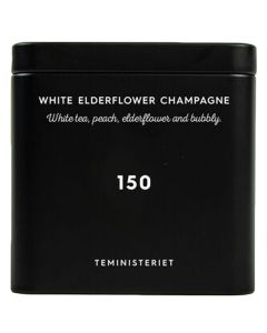 Teministeriet No 150 White Elderflower Champagne Tin 100g