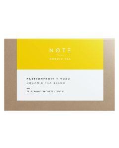 Teministeriet Note Passionfruit + Yuzu 20x1.5g