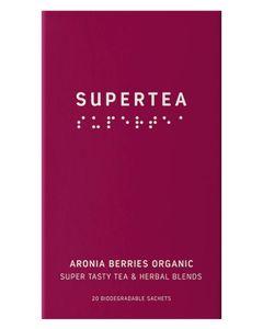 Teministeriet Supertea Aronia Berries Organic 20x1.5g