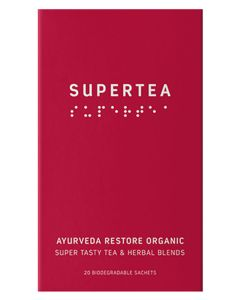 Teministeriet Supertea Ayurveda Organic 20x1.5g