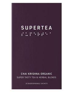 Teministeriet Supertea Chai Krishna Organic 20x1.5g