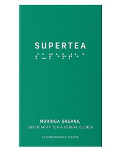 Teministeriet Supertea Moringa Organic 20x1.5g