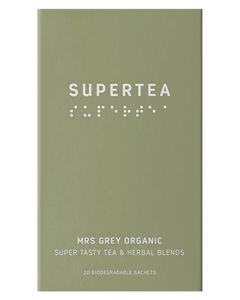 Teministeriet Supertea Mrs Grey Organic 20x1.5g