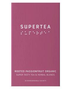 Teministeriet Supertea Rooted Passionfruit Organic