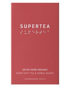 Teministeriet Supertea Seven Herb Wellness 20x1.5g