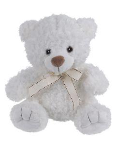 Tender Toys Teddy Hvid