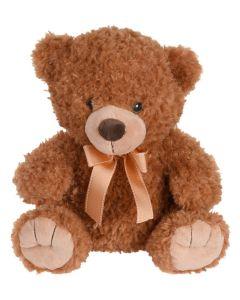 Tender Toys Teddy Lysebrun