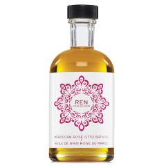 REN Moroccan Rose Otto - Bath Oil 110ml