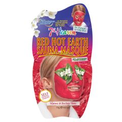 7th Heaven Red Hot Earth Sauna Masque 15g
