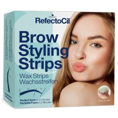 Refectocil Brow Styling Strips 40 stk