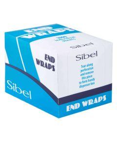 Sibel End Wraps Wave Tex Spidspapir - Ref. 4330331