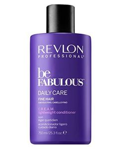 Revlon Be Fabulous Daily Care Fine Hair Conditioner 750 ml