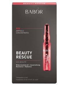 Babor Ampoule Concentrates Beauty Rescue 7x2ml