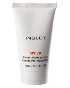 Inglot Under Makeup Base SPF20 30ml
