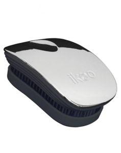 Ikoo Pocket - Black - Oyster Metallic