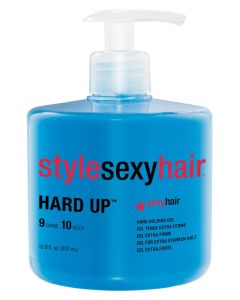 Style Sexy Hair Hard Up - Hard Holding Gel (N) 500 ml