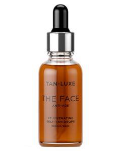 Tan-Luxe The Face Anti-Age - Medium/Dark 30ml