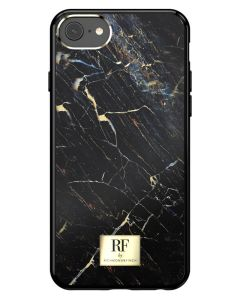 RF By Richmond And Finch Black Marble iPhone 6/6S/7/8 Cover