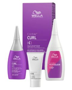 Wella Creatine+ Curl (C) For Coloured And Sensitive Hair