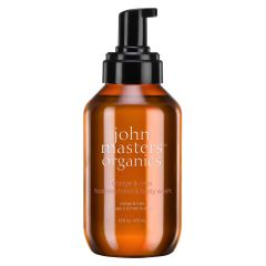 John Masters Orange & Rose Foaming Hand & Body Wash 473 ml