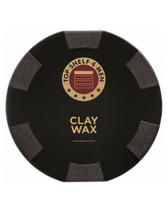 Top Shelf 4 Men Clay Wax 100ml
