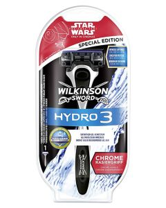 Wilkinson Sword Hydro 3 Razor Star Wars Edition