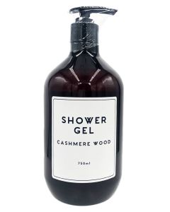 Wonder Spa Shower Gel Cashmere Wood 750ml