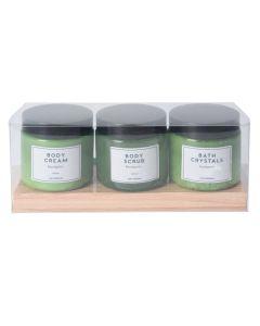 Wonder Spa Bath Trio Eucalyptus 3 stk
