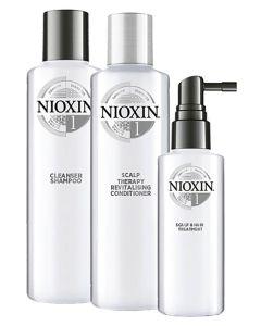 Nioxin 1 Hair System KIT