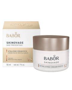 Babor Skinovage Vitalizing Cream Rich 5.2  50 ml