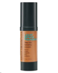 Youngblood Liquid Mineral Foundation - Cacao