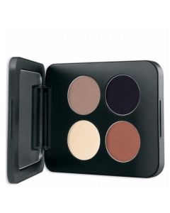 Youngblood Pressed Mineral Eyeshadow Quad Desert Dreams