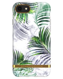 Richmond And Finch White Marble Tropics iPhone 6/6S/7/8 Cover