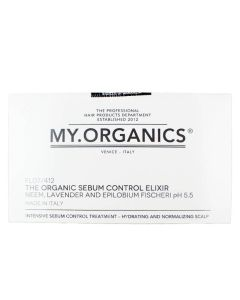 MY.ORGANICS - The Organic Sebum Control Elixir With Shampoo 6 ml