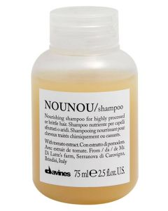 Davines NOUNOU Nourishing Shampoo Rejse str. (N) 75 ml
