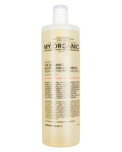 MY.ORGANICS - The Organic Revitalizing Shampoo Neem And Peppermint 1000 ml
