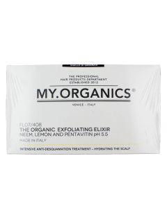 MY.ORGANICS - The Organic Exfoliating Elixir With Shampoo 12x6 ml