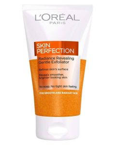 Loreal Skin Perfection Radiance Revealing Gentle Exfoliator 150ml