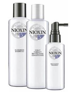 Nioxin 5 Hair System KIT XXL
