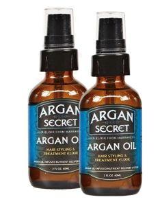 2 x Argan Secret Argan Olie
